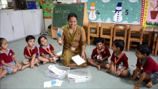 Daily Routine - Pre Primary Curriculum