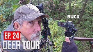 TED MILLER IS BACK! - DEER TOUR E24