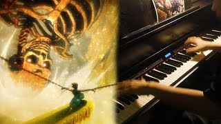Shingeki no Kyojin 3 EP 7, 9,10 OST -HISTORIA SAVES EREN (Piano & Orchestral Cover) [DRAMATIC]