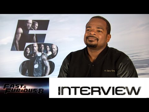 The Fast & The Furious 8: Interview Mit F. Gary Gray (Regisseur)