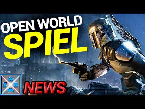 ENDLICH! Neues STAR WARS OPEN WORLD Spiel angekündigt - STAR WARS GAMING NEWS