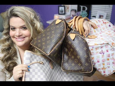 MY LOUIS VUITTON COLLECTION