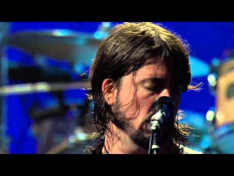 Foo Fighters - Live In Skin