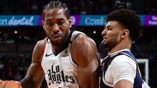LA Clippers vs Denver Nuggets Full Game Highlights | January 12, 2019-20 NBA Season