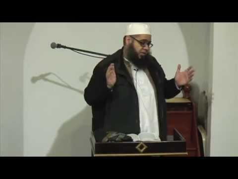 Maulana Mikaeel - Tafseer on 2/13/15 - Surah Al Kahf Part 8