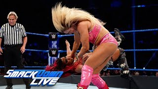 Ember Moon vs. Charlotte Flair: SmackDown LIVE, July 23, 2019