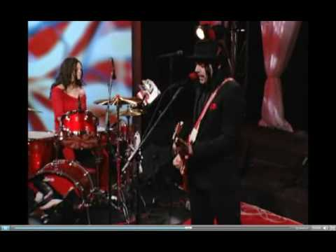 The White Stripes Denial Twist live on Daily Show