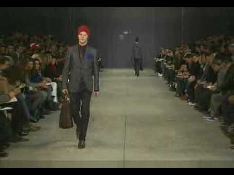 Louis Vuitton Fall/Winter 2009-10 Menswear Collection Part 2/2