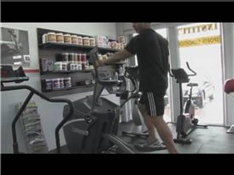 keys elliptical fitness trainer