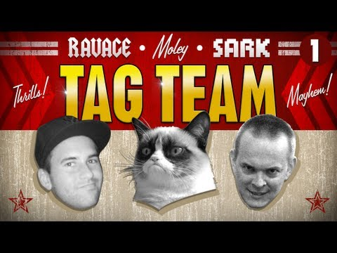 The Tag Team w. Mr Sark Ep. 1 - Pilot! [Call of Duty: Black Ops 2]