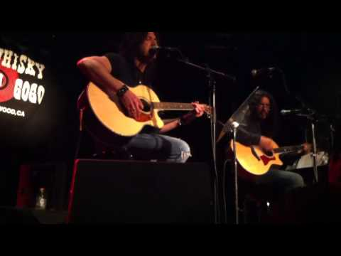 Michael Sweet & Oz Fox - Lady - Live at The Whisky in Hollywood, Ca. August 14, 2013