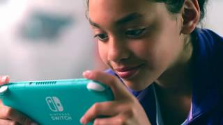 Nintendo Switch Lite Reveal; Release Date; Price $199; RIP 3DS!