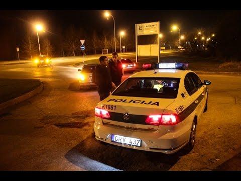 Taikos dragai ir policija Kaune