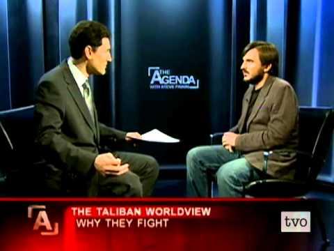 Week of War: Graeme Smith: Talking to the Taliban
