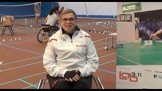 Campionati Mondiali di Para-Badminton Ulsan 2017 - 22/26 novembre, le parole di Marcella Li Brizzi