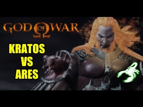 GOD OF WAR - BOSS BATTLE: KRATOS VS ARES