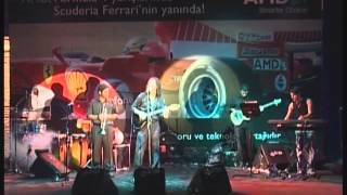 BARIS BILGILI - F1 FERRARI PARTY FILIPPE MASSA CHILL OUT LIVE