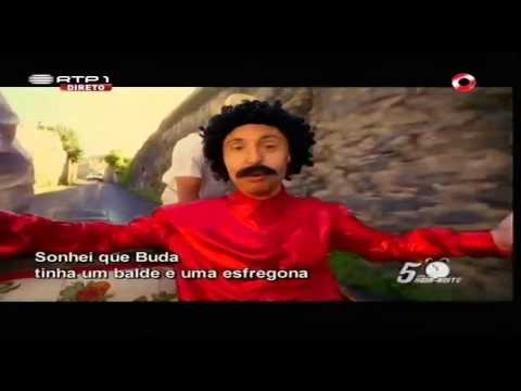 """""""CARMINDO - Sonho Esot�rico no Funchal"""" - Nuno Markl - 5 Para a Meia Noite"""