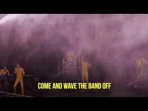 Bluejuice Farewell Trailer