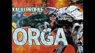 Orga| KAIJU PROFILE (ft. Monster Island Buddies)【wikizilla.org】