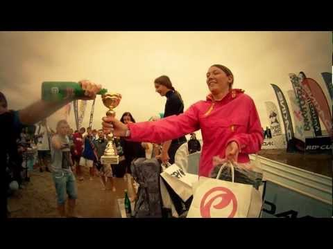 DAKINE Polish Skimboarding Open 2011 powered by Zentrom - Official Video Relation