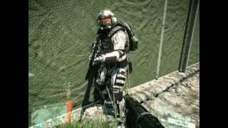 crysis 2 take a look at your enemy eyes