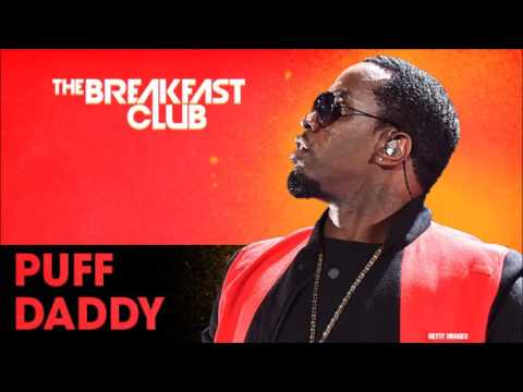 Puff Daddy Interview at The Breakfast Club Power 105.1 (05/20/2016)
