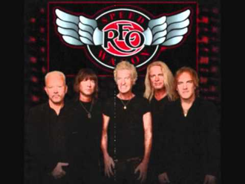 Reo Speedwagon - Love In The Future