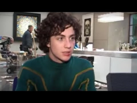 Kick-Ass On-Set with Aaron Johnson
