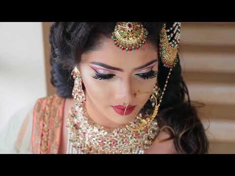 Best Top Asian bridal Makeup Tutorial  By Anurag Makeup Mantra | Mumbai 2018 hd thumbnail