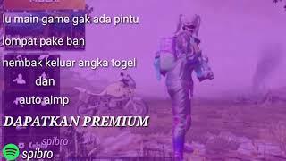 meme spotify  versi pubg