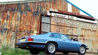 Jaguar XJS V12 classic car review film