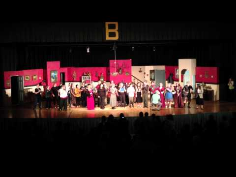 "Brooke High School's Production of ""You Can't Take It With You"" Harlem Shake"