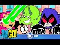 Teen Titans Go! | Awesome Titan Super Powers! | DC Kids
