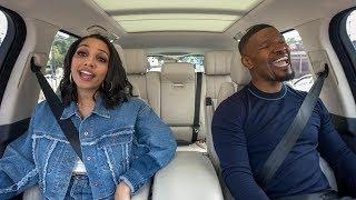 Carpool Karaoke: The Series - Jamie Foxx & Corinne Foxx - Sneak Peak - Apple TV app