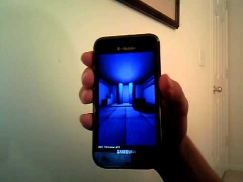Samsung Vibrant Android 4.0.1 Ice Cream Sandwich