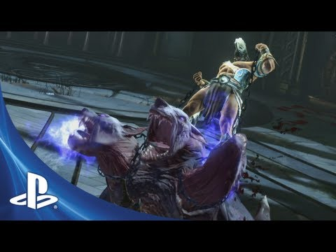 God of War: Ascension presenta el modo Trial of the Gods (VIDEO)