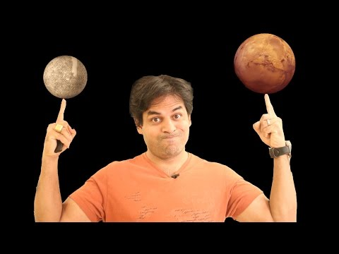 Mars and Mercury conjunction in Astrology