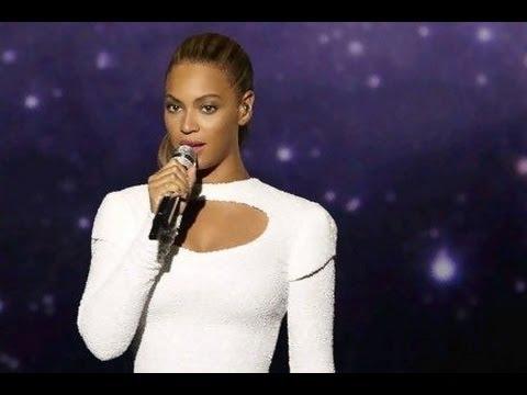 Beyoncé Stuns at UN Performance Humanitarian Day