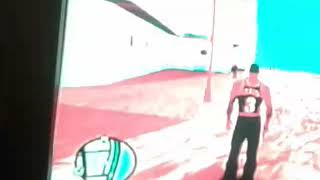 Jugando Grand Theft Auto Five