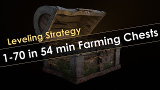 Diablo 3 Leveling 1-70 in 54 Minutes Farming Cursed Chests