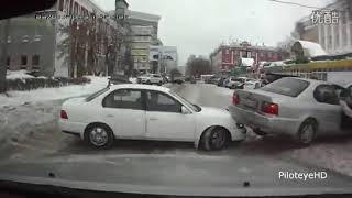 Car accident car crash compilation 2018