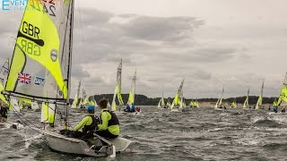 RS Feva World Championships 2015