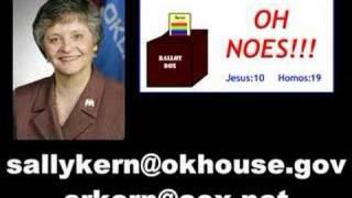 Sally Kern - Exposing the Homosexual Agenda
