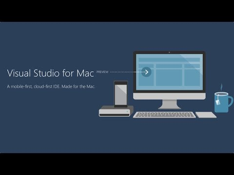 Visual Studio 2017 for Mac - First Look