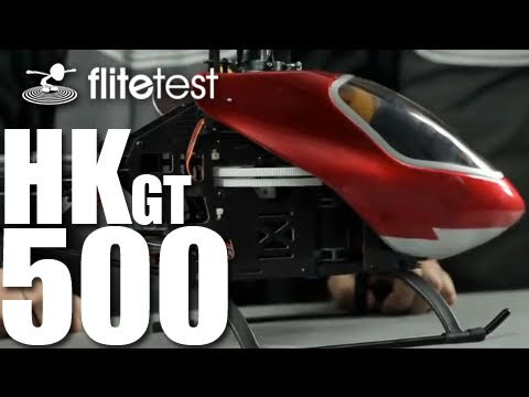 Flite Test - HK-500GT - REVIEW