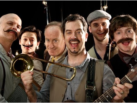 Comedy: Start A Mumford Band! Key of Awesome #71