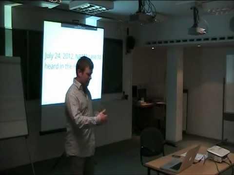 Freedom Of Information Event - Edinburgh 11/07/12