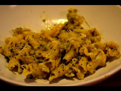 PESTO PASTA RECIPE
