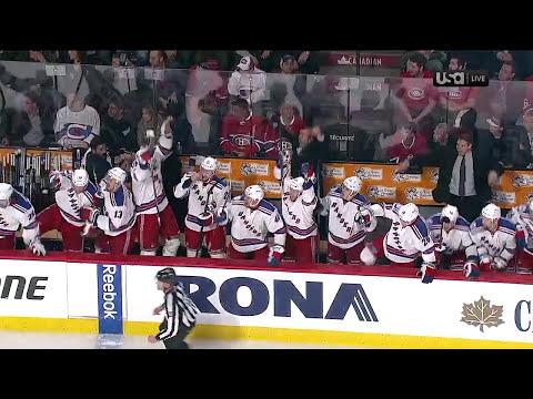 Монреаль – Рейнджерс (21.04.17) Андрей Марков–голевая передача...
